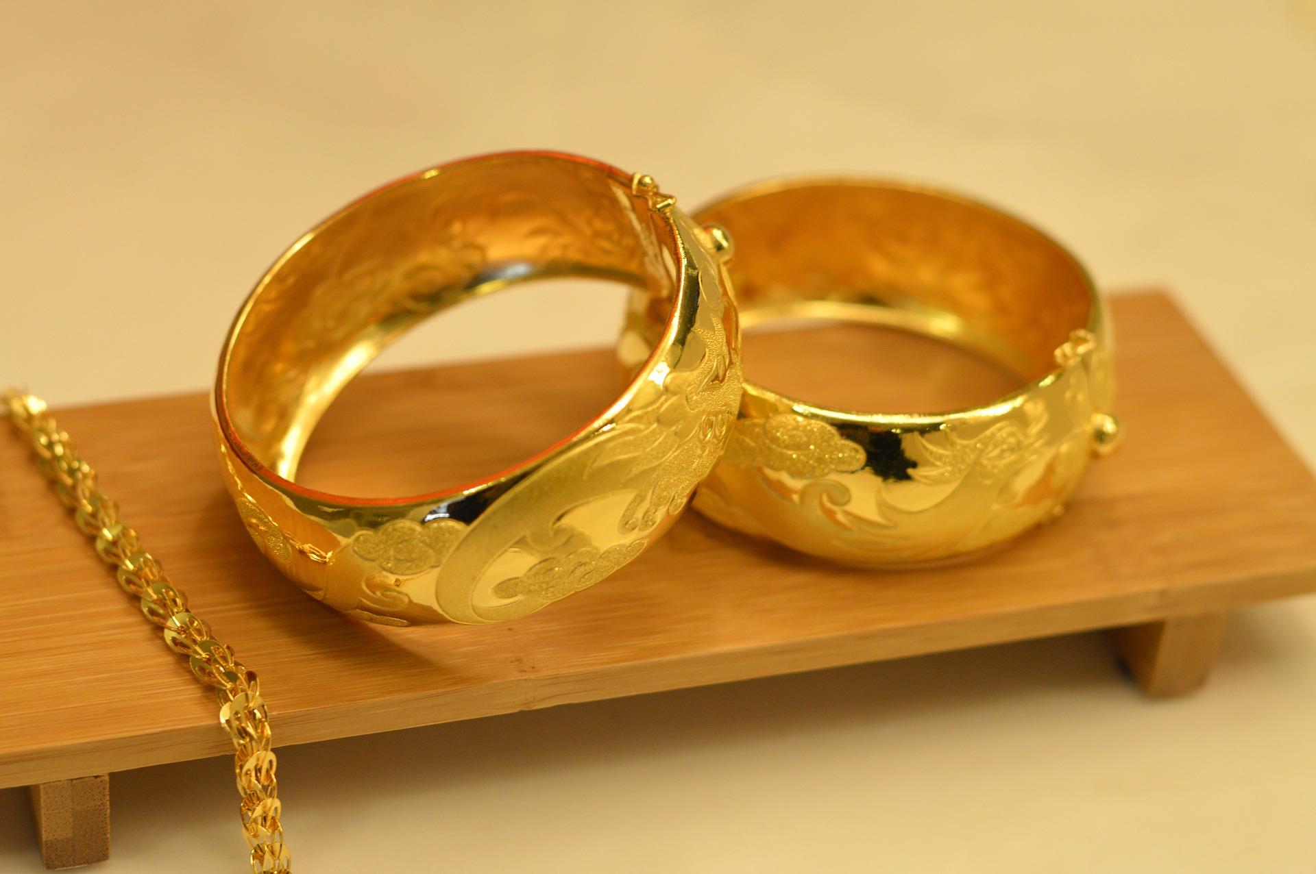 burme od zutog zlata cena